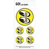 Race Sticker  St - moon120