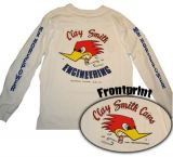 Clay Smith Longsleeve  Ls - Cst05wh