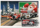 X-Mas Cards Custom Cars  X - 272