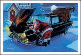X-Mas Cards Custom Cars  X - 799