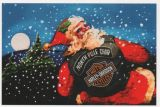 X-Mas Cards Motorcycle  X - 583