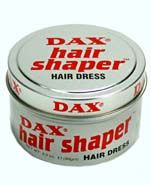 Pomade - Dax - Silver/red - Hair Shaper