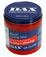 Pomade - Dax - Marcel Curling Wax