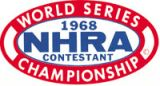 Vintage Race Sticker - NHRA 1968