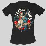King Kerosin Girls T-Shirt - Rockin Wild