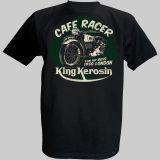 King Kerosin T-Shirt - Cafe Racer