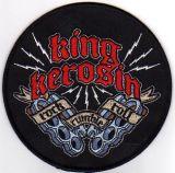 King Kerosin Patch PT - Rock Roll Rumble