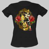 King Kerosin Girls T-Shirt - mmx