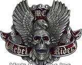 Buckle  - Rebel Rider Biker