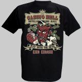 King Kerosin T-Shirt - Casino Hell