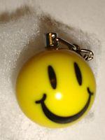 Schlüsselanhänger Kugel - Smile