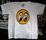Yellow Moon Kids T-Shirt Tmc001wh