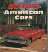 Book - Sixties American Cars