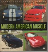 Book - Modern American Muscle