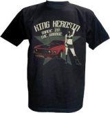 King Kerosin T-Shirt - Girl wand Muscle