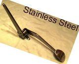 Gas Pedal & Arm set - Chrome Stahl