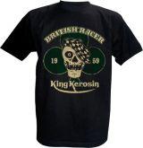King Kerosin T-Shirt - British Racer