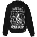 King Kerosin Standard Hoodie - Hot Rodders / HS-HRO