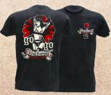 King Kerosin Vintage T-Shirt - Go go Burlesque / Limited Edtion