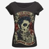 King Kerosin Girlie Longshirt  NST2-TKF / The King Forever