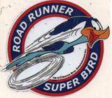 Vintage Race Sticker - Road Runner Super Bird