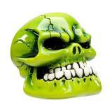 Schaltknauf - Punchy Skull / Grün