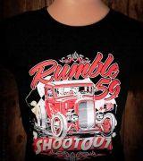 Rumble59 Girls T-Shirt / Shoot out