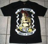 King Kerosin T-Shirt - Booze & Tattoo