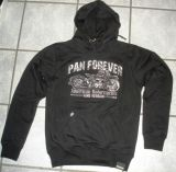 King Kerosin Hoodie Gestickt - Pan Forever / Limited Edition
