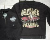 King Kerosin *Gestickte* Workerjacket - Greaser Club /  Limited Edition