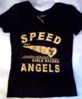 Queen Kerosin Girls T-Shirt - Speed Angel