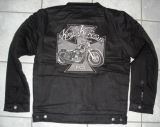 King Kerosin *Gestickte* Workerjacket - N73 /  Limited Edition