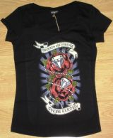 Queen Kerosin Girls T-Shirt - Diamonds are Forever
