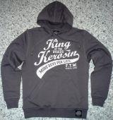 King Kerosin Standard Hoodie  HS1-More Revs per Life