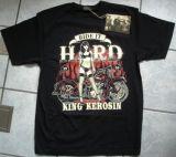 King Kerosin Regular T-Shirt / Ride it Hard