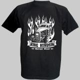 """King Kerosin T-Shirt - Hotrod Wear"""""""