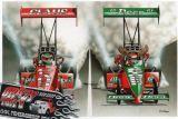 X-Mas Cards Race Cars  X - 403