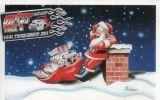 X-Mas Cards Santa Claus  X - 51