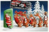 X-Mas Cards Santa Claus  X - 556
