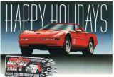 X-Mas Cards Custom Cars  X - 379