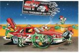 X-Mas Cards Race Cars  X - 040