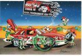 X-Mas Cards Race Cars  X - 040