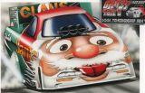 X-Mas Cards Race Cars  X - 502