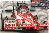 X-Mas Cards Race Cars  X - 308