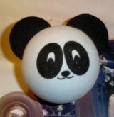 Antennenball-Panda