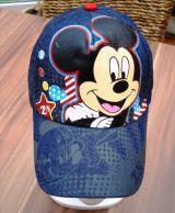 Kid`s Trucker Cap-Disney M.Mouse blue