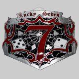 Gürtelschnalle - Lucky7