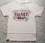 King Kerosin Regular T-Shirt offwhite / Freaky Bill`s