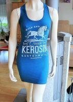 Tankdress  von Queen Kerosin - Bakersfield blau