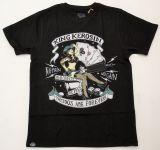 King Kerosin Regular T-Shirt / No Pain, No Gain - schwarz